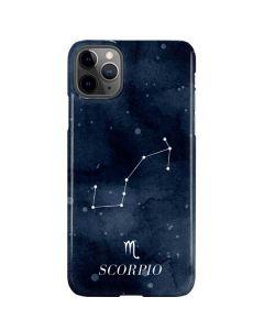 Scorpio Constellation iPhone 11 Pro Max Lite Case