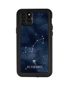 Scorpio Constellation iPhone 11 Pro Max Waterproof Case