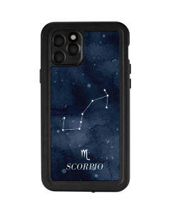 Scorpio Constellation iPhone 11 Pro Waterproof Case