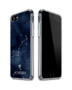 Scorpio Constellation iPhone SE Clear Case