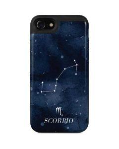 Scorpio Constellation iPhone SE Wallet Case