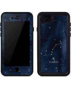Scorpio Constellation iPhone SE Waterproof Case