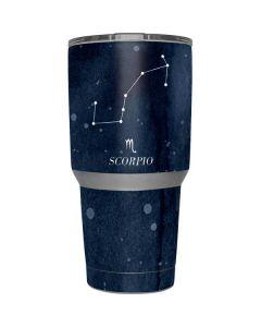 Scorpio Constellation Yeti 30z Rambler Tumbler Skin