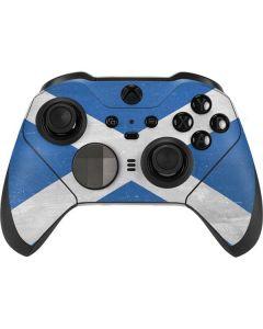 Scotland Flag Distressed Xbox Elite Wireless Controller Series 2 Skin