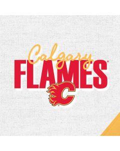 Calgary Flames Script Apple TV Skin