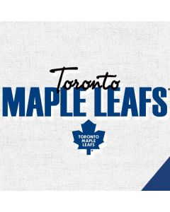 Toronto Maple Leafs Script Amazon Echo Skin