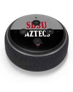 SDSU Aztecs Amazon Echo Dot Skin