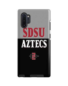 SDSU Aztecs Galaxy Note 10 Plus Pro Case
