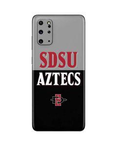 SDSU Aztecs Galaxy S20 Plus Skin