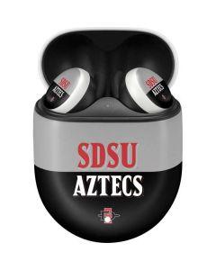 SDSU Aztecs Google Pixel Buds Skin