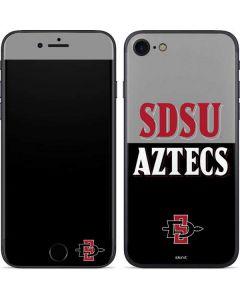 SDSU Aztecs iPhone SE Skin