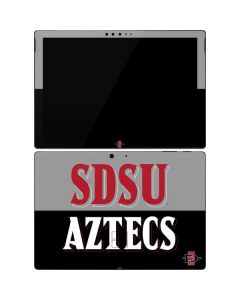SDSU Aztecs Surface Pro 7 Skin