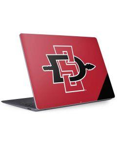 SDSU Logo Surface Laptop 3 13.5in Skin