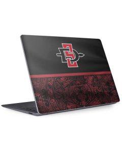 SDSU Tribal Print Surface Laptop 3 13.5in Skin