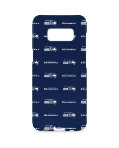 Seattle Seahawks Blitz Series Galaxy S8 Plus Lite Case