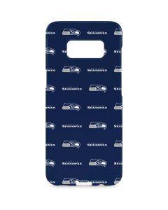 Seattle Seahawks Blitz Series Galaxy S8 Plus Lite Case