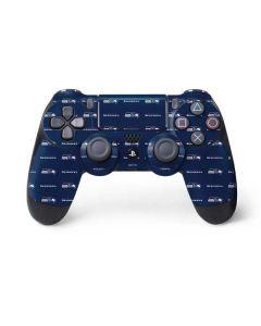 Seattle Seahawks Blitz Series PS4 Pro/Slim Controller Skin