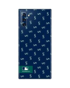 Seattle Mariners Full Count Galaxy Note 10 Skin