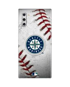 Seattle Mariners Game Ball Galaxy Note 10 Skin