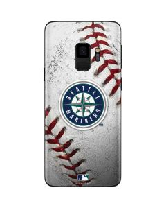 Seattle Mariners Game Ball Galaxy S9 Skin