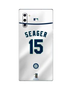 Seattle Mariners Kyle Seager #15 Galaxy Note 10 Skin