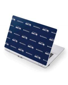 Seattle Seahawks Blitz Series Acer Chromebook Skin
