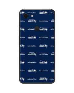 Seattle Seahawks Blitz Series Google Pixel 3 XL Skin