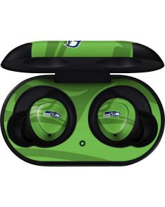 Seattle Seahawks Double Vision Galaxy Buds Skin