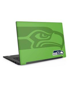 Seattle Seahawks Double Vision Dell Latitude Skin