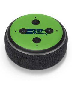 Seattle Seahawks Green Performance Series Amazon Echo Dot Skin