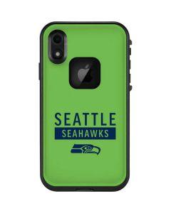 Seattle Seahawks Green Performance Series LifeProof Fre iPhone Skin