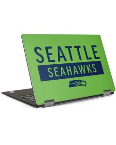Seattle Seahawks Green Performance Series Dell XPS Skin