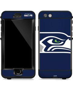 Seattle Seahawks Large Logo LifeProof Nuud iPhone Skin