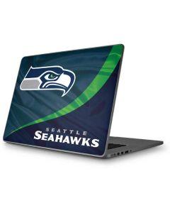 Seattle Seahawks Apple MacBook Pro 17-inch Skin
