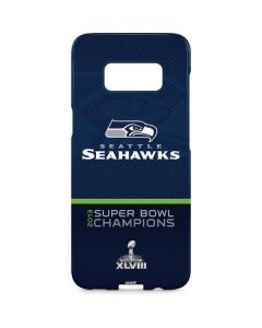 Seattle Seahawks Super Bowl XLVIII Galaxy S8 Plus Lite Case