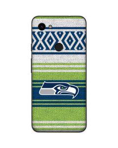 Seattle Seahawks Trailblazer Google Pixel 3a Skin