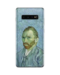 Van Gogh Self-portrait Galaxy S10 Plus Skin