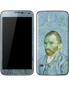 Van Gogh Self-portrait Galaxy S5 Skin