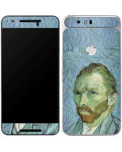 Van Gogh Self-portrait Google Nexus 6P Skin