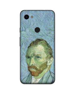 Van Gogh Self-portrait Google Pixel 3a Skin