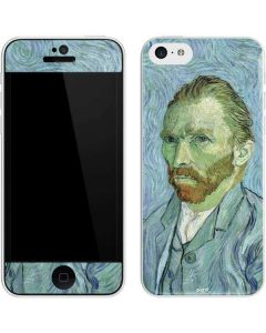 Van Gogh Self-portrait iPhone 5c Skin