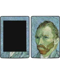 Van Gogh Self-portrait Amazon Kindle Skin