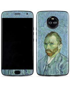 Van Gogh Self-portrait Moto X4 Skin