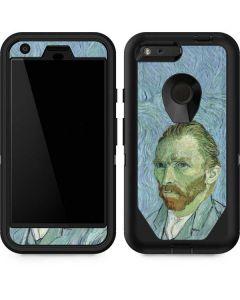 Van Gogh Self-portrait Otterbox Defender Pixel Skin