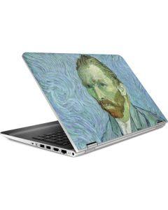 Van Gogh Self-portrait HP Pavilion Skin
