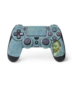 Van Gogh Self-portrait PS4 Pro/Slim Controller Skin