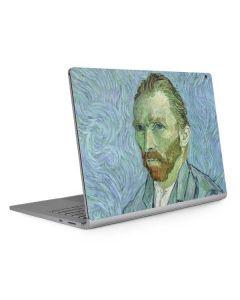 Van Gogh Self-portrait Surface Book 2 15in Skin