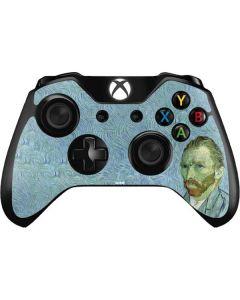 Van Gogh Self-portrait Xbox One Controller Skin