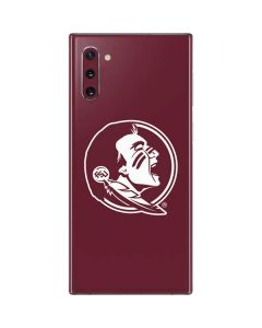 Seminoles Logo Galaxy Note 10 Skin