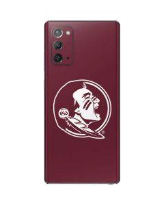 Seminoles Logo Galaxy Note20 5G Skin